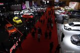 Pembukaan pameran Indonesia International Motor Show Hybrid 2021 2