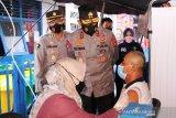 Polda Sumsel gelar bakti sosial di eks-kampung narkoba Tangga Buntung Palembang