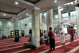 Kabar dari Jambi: Masjid boleh digunakan beribadah itikaf asal taat prokes