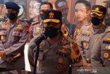Polda Jateng mulai edukasi terkait larangan mudik di 14 titik
