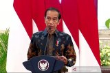 Presiden Jokowi memerintahkan pencarian optimal KRI Nanggala 402