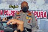 Baku tembak dengan KKB di Ilaga Papua,  satu anggota Polri gugur, dua terluka