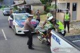 Polisi razia knalpot Racing selama Ramadhan
