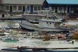 HNSI laporkan kapal nelayan hilang dan rusak berat akibat  Seroja