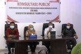 Penyandang disabilitas dilibatkan pada konsultasi publik RPJMD Mamuju
