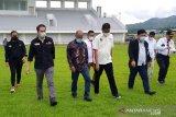 PCI harapkap venue kriket PON Papua dapat segera digunakan pada Juni 2021
