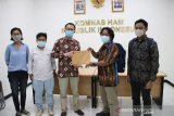 Komnas HAM segera tindaklanjuti kasus penganiayaan wartawan Tempo Nurhadi