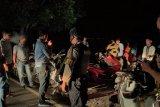 Polsek Sekotong angkut belasan sepeda motor balapan liar