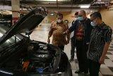 Kendari-Hyundai jajaki kerja sama pengadaan mobil listrik untuk kendaraan dinas