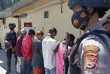 Polresta Mataram rutin patroli untuk mencegah gangguan kamtibmas
