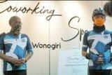 Gubernur resmikan co-working space Bank Jateng Cabang Wonogiri