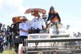 Menteri Pertanian hadiri panen raya di Jeneponto Sulsel