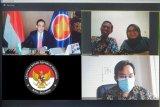 Produsen bulu mata dan rambut palsu asal Semarang mampu tembus pasar Bulgaria