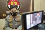 Polisi amankan empat replika senjata api di rumah terduga teroris MT