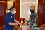 Kodam XVII/Cenderawasih-BPJS Kesehatan kerja sama melayani prajurit