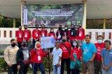 Universitas Bung Hatta promosikan objek wisata Air Terjun Nyarai ke Jepang