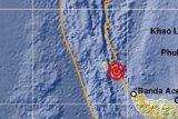 Gempa tektonik magnitudo 5,5 guncang Aceh