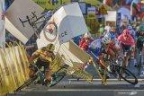 Tour of Poland Cycling Crash - 3rd Prize
