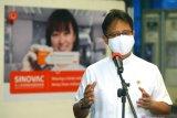 Menkes: 6 juta bulk vaksin Sinovac tahap kedelapan tiba di Indonesia