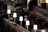 Ratu Elizabeth peringati hari ulang tahunnya usai pemakaman Philip
