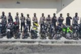 Polres Pasangkayu tertibkan aksi balapan liar