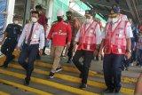 Menhub: Pemerintah tidak berhenti bangun infrastruktur saat pandemi COVID-19