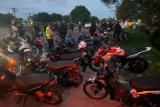 Polisi kembali tindak tegas aksi balap liar di Palangka Raya