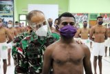 Pangdam XVII/Cendrawasih pimpin sidang Pantukhir calon PK Tamtama TNI AD