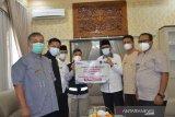 Pembangunan Masjid Minang Dermawan, bentuk bantuan Pemkot dan warga Padang untuk Sulbar