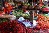 BPS catat inflasi pada April 2021 sebesar 0,13 persen