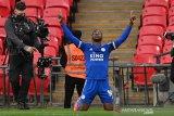 Piala FA - Gol Kelechi Iheanacho antar Leicester tantang Chelsea di final