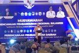 Sultra Tuan Rumah Musrenbang Regional Sulawesi 2021
