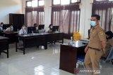 Ujian sekolah SMP di Gumas terapkan prokes secara ketat