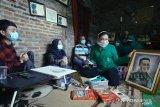 Istri Kasad wujudkan impian kakak adik disabilitas gelar pameran di Mabesad