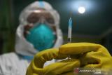 Satgas: 3.458 kelompok lansia di Sulawesi Tenggara sudah divaksin COVID-19