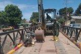 Pemprov NTT puji gerak cepat TNI bangun kembali jembatan pascabencana Seroja