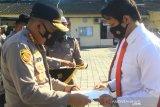 Kinerja cemerlang, tujuh anggota Satresnarkoba Polres Mataram terima penghargaan