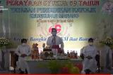 Uskup Manado minta sekolah katolik pertahankan nilai, integritas dan disiplin