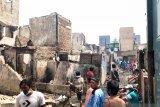 Pertengkaran suami-isteri diduga sebabkan kebakaran Taman Sari