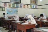 28 SMP di Kabupaten Kudus gelar ujian tatap muka
