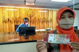 Masyarakat bisa tukar uang pecahan Rp75 ribu