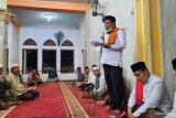 Wabup Padang Pariaman ingatkan warga patuhi prokes saat safari Ramadhan di Masjid Jamiak