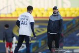 Klopp berharap supporter  tidak arahkan kemarahan Liga Super Eropa pada pemain