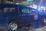 Viral, Mobil petugas Bea Cukai Riau dirusak massa di Pekanbaru