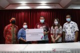 PLN salurkan bantuan Rp190 juta dukung konservasi terumbu karang teluk Depapre