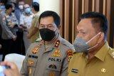 Gubernur  apresiasi kerja sama integrasi CCTV Polda Sulut