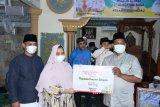 Safari Ramadhan di Mandau, Kasmarni sampaikan visi dan misi