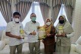 Bulog Sulteng  perkenalkan beras fortivit kepada Pemkot Palu