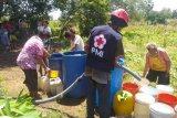 PMI distribusi 533.500 liter air bersih bantu korban bencana di NTT