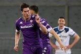 Fiorentina tunda peluang Lazio dekati empat besar
